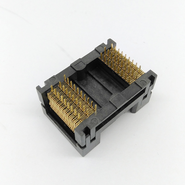 TSOP56-0.5 Chip Test Socket IC354-0562-010 Flash Programmer Adapter Conversion Block Plugs