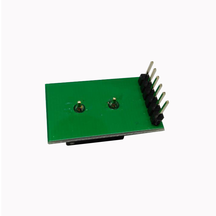 SOT23-3-0.95 Clamshell Pogo Pin Probe Test Socket SOT23-3-0.95-CP01PNL Programming Socket Pitch 0.95 Chip Size 1.3*2.8mm