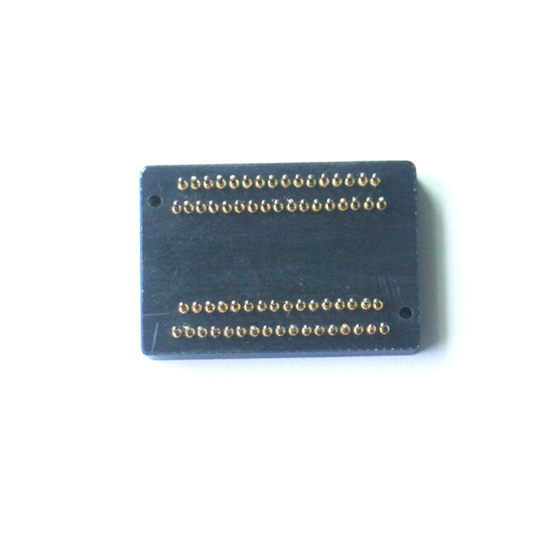 TSOP66 Pin Board TSOP66-0.65 Interposer Board 66 pins Receptacle Pin Adapter Plate Test Socket Plug pin