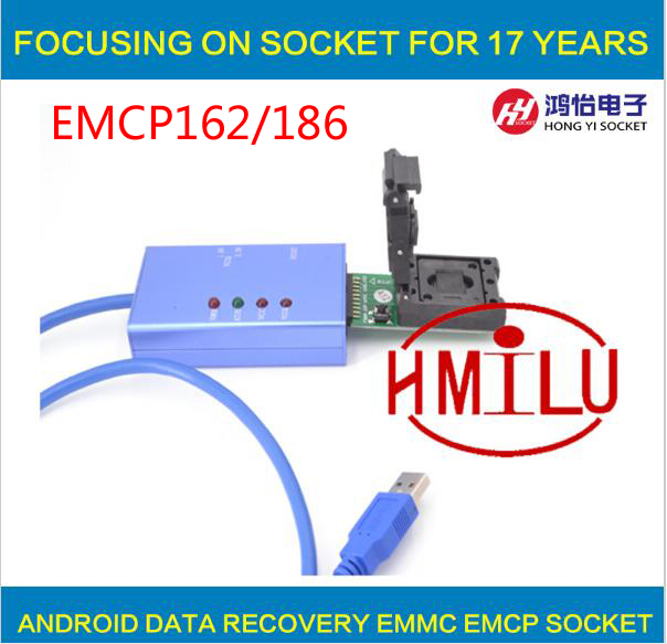 EMCP162 186 socket for your Choice data recovery tools for android phone