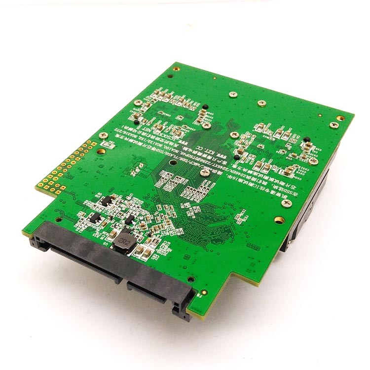 BGA272 Test Fixture SSD Flash Test Solution SM2246EN Two In One Test Board