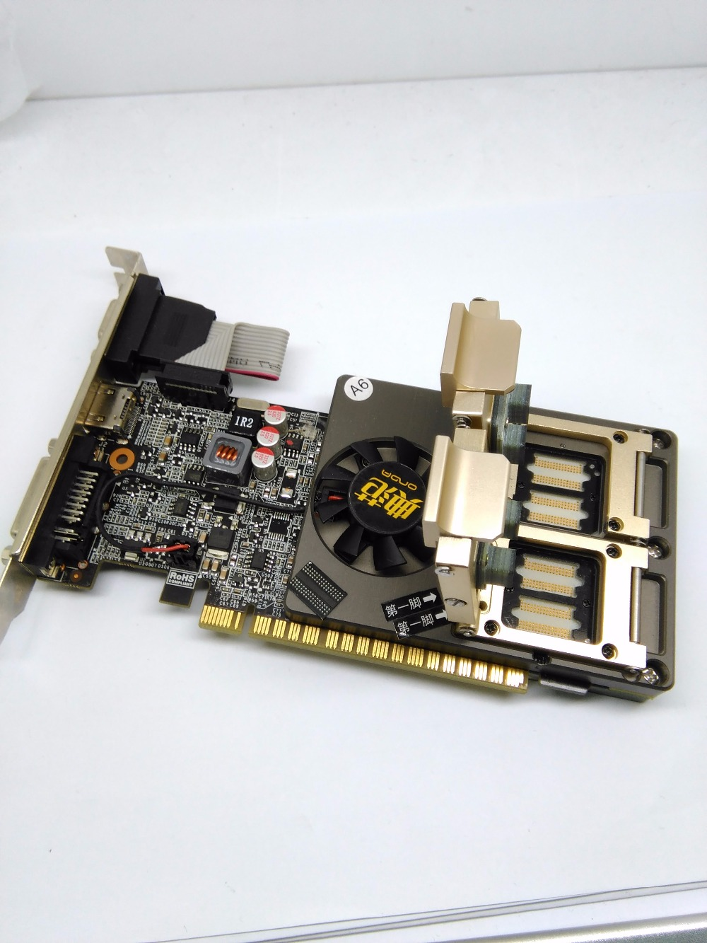 Customized Video card test socket for your Video card test GDDR3 test Memory chips