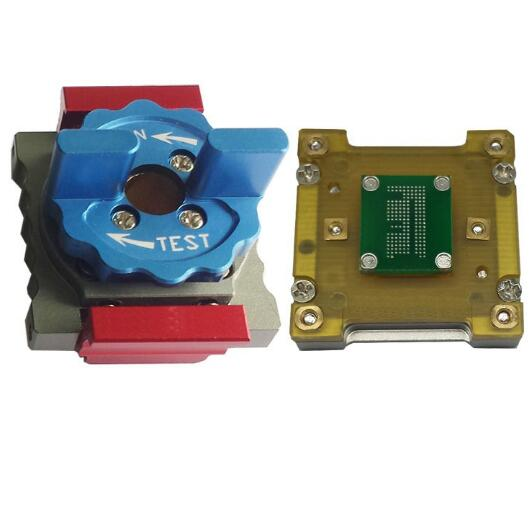 Analysis EMMC162 BGA186 high stable socket for IC design R&D test in Lab,research center and UFS series test