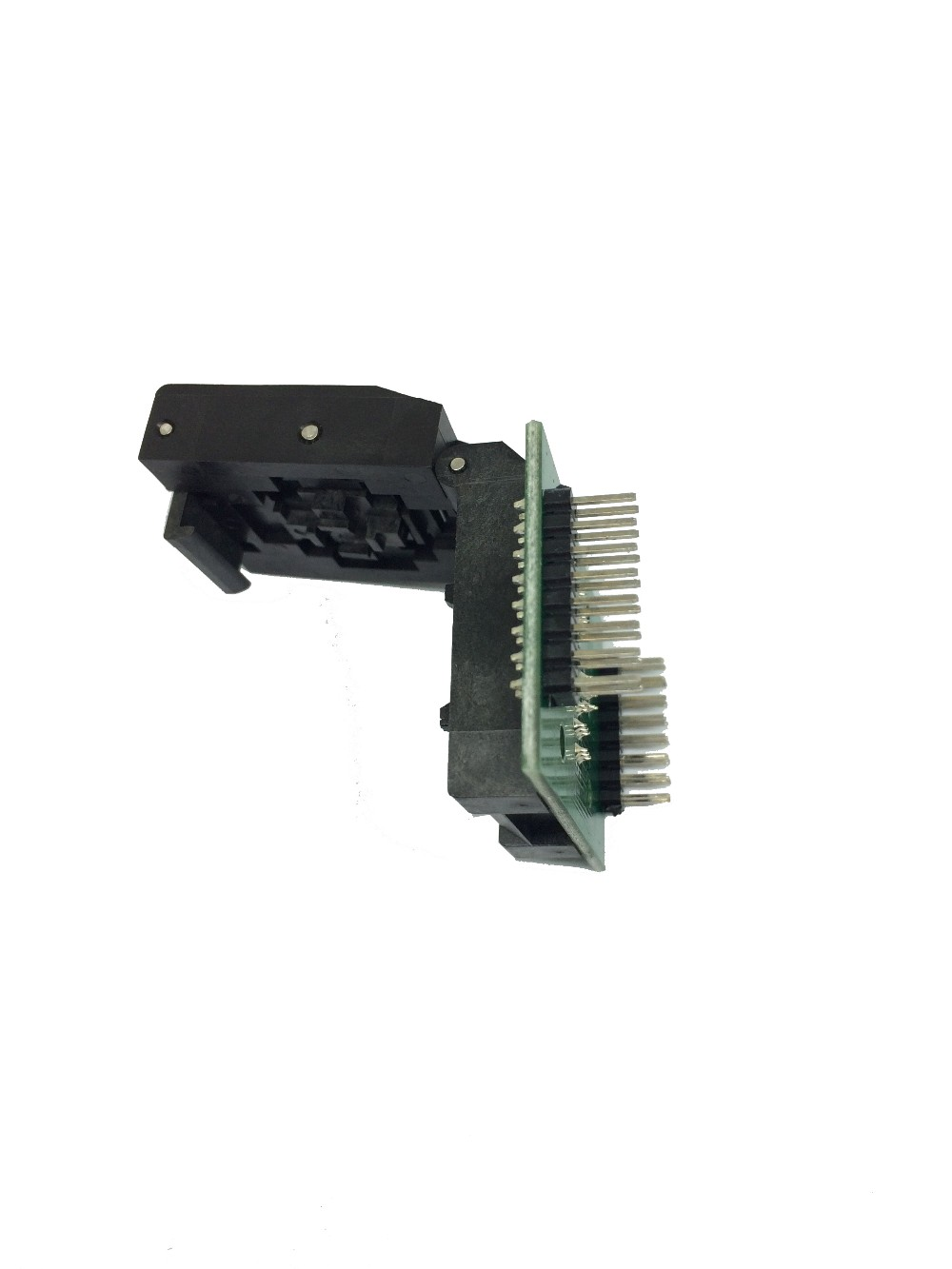 QFP32 TQFP32 LQFP32 to DIP32 Universal Programming Socket Pitch 0.5mm IC Body Size 5x5mm Test Adapter Programmer