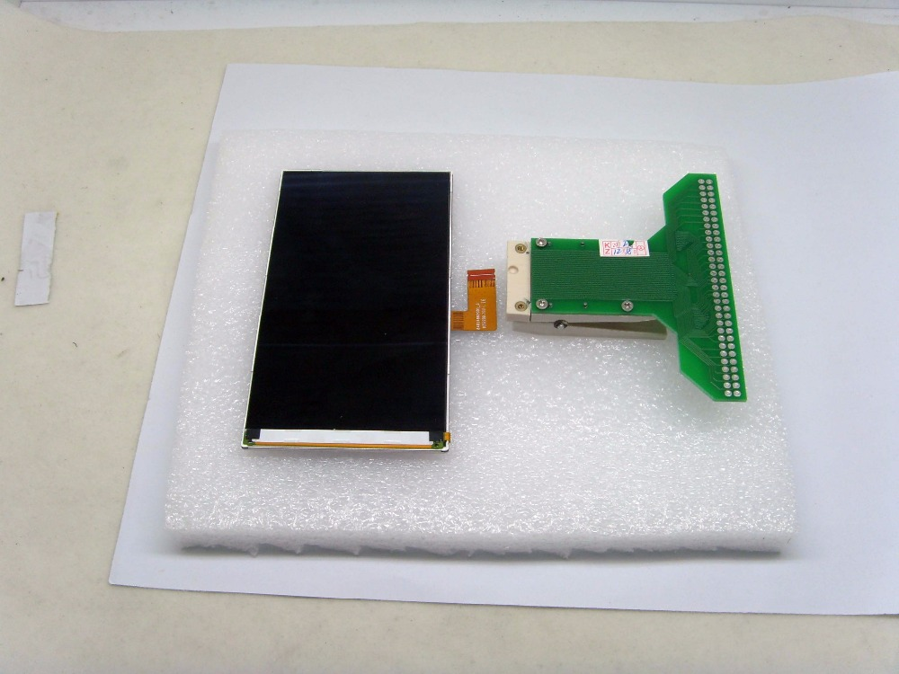 Customized FPC fast test flip connector LCD test and other function test
