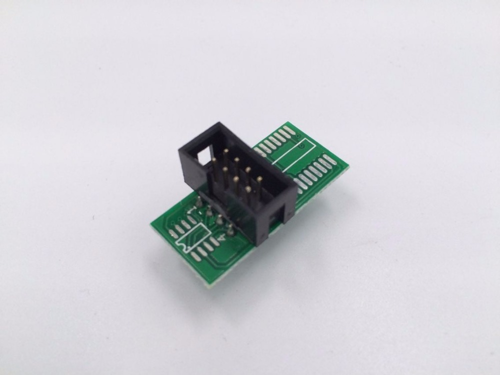 SOIC8 SOP8 Clip DIP8 in-circuit programming SPI flash EEPROM ZIP USB Programmer TL866 EZP2010 RT809H CH341A