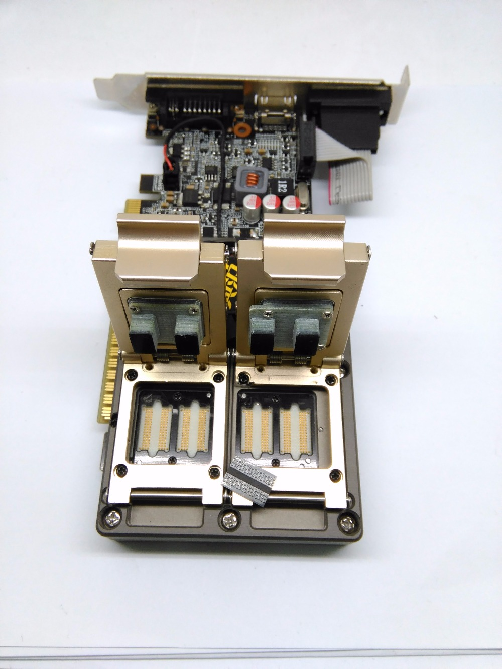 Customized Video card test socket for your Video card test
