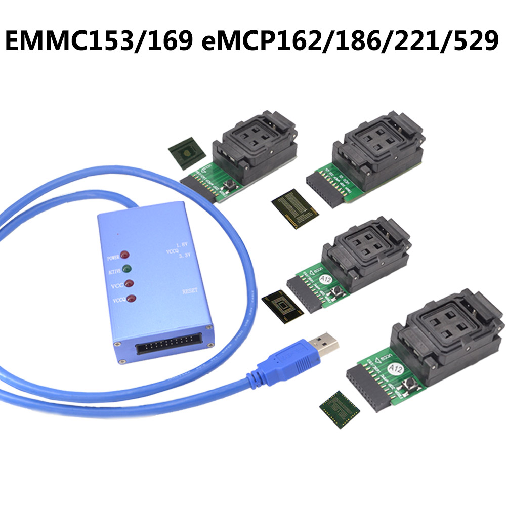 EMMC153 169 socket for your Choice data recovery tools for android phone