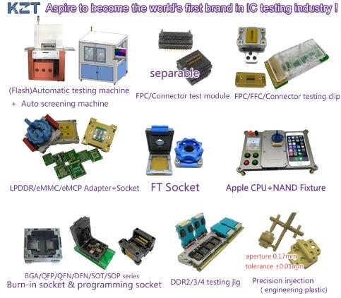 New product IC test