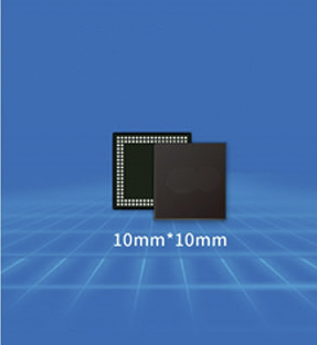 ePOP NAND flash chip is for warable device and ePOP test socket