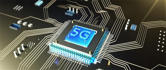 A number of chip companies announced mass production of 5G chips